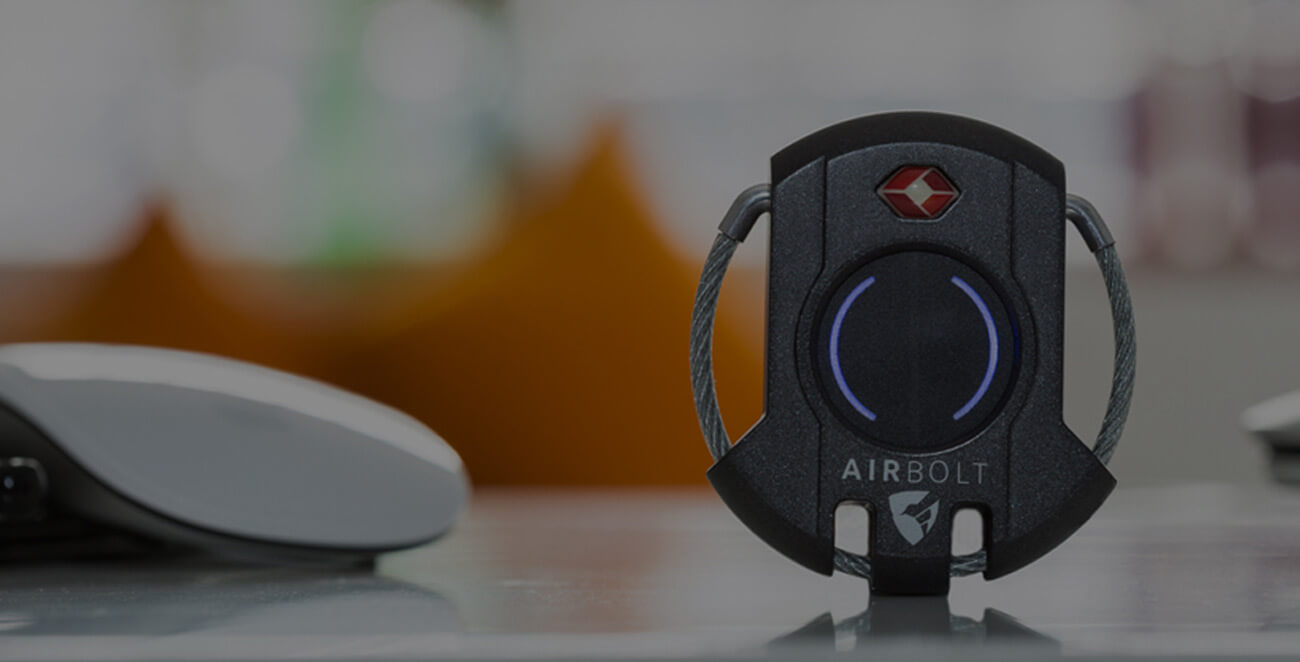 The AirBolt: The Truly Smart Lock